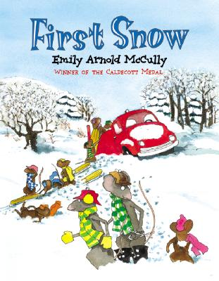 First Snow By McCully, Emily Arnold